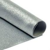 016 Фоамиран с глиттером, серебро, 21*29.7см, уп.5шт, Код товара: 1058855