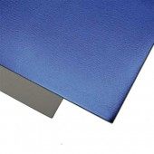 006 Фоамиран металлизированный, синий, 21*29.7см, уп.5шт , Код товара: 1058880