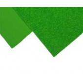 015 Фоамиран махровый (плюшевый), зеленая трава, 21*29.7см, уп.5шт, Код товара: 1058866