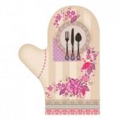 8309 Прихватка Принцесса цветов. Матренин Посад. Набор для вышивания и шитья.