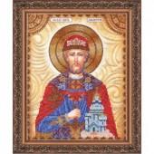 AA-001 Святой Дмитрий. Абрис Арт. Набор для вышивания бисером (АА-001)