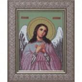 10310 Ангел Хранитель. Краса і творчість. Схема на ткани для вышивания бисером