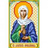3019 Святая Анастасия. Матренин Посад. Схема на ткани для вышивания бисером