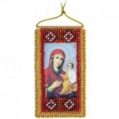 ABO-003 Молитва к Божией матери о детях. Набор-оберег для вышивания бисером