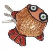 ТН-0730 Рыбка ключница. ВДВ. Набор для вышивания бисером