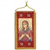 ABO-002 Молитва о сохранении дома. Набор-оберег для вышивания бисером