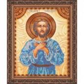 AA-003 Святой Алексей. Абрис Арт. Набор для вышивания бисером (АА-003)
