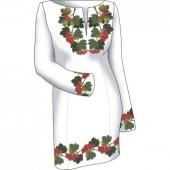 F2503 Калина. (снят с производства) Диана Плюс. Схема + выкройка для вышивания женской сорочки
