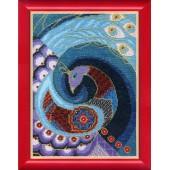 ВТ-1019 Набор для вышивания Crystal Art Синяя птица счастья, Код товара: 1057013