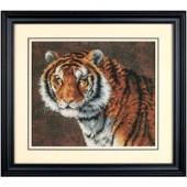 03236 Набор для вышивания крестом DIMENSIONS Тигр, Код товара: 1058888