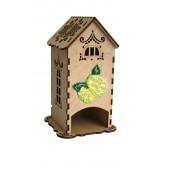 F-009 Набор-конструктор Чайный домик с лимоном, Код товара: 1056137