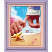5D-022 Набор алмазная техника (холст) 5D Юная любовь LasKo, Код товара: 1051156
