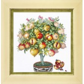 ВТ-1015 Набор для вышивания Crystal Art Плоды Карфагена, Код товара: 1054770