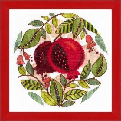 ВТ-1022 Набор для вышивания Crystal Art Плоды изобилия, Код товара: 1055311