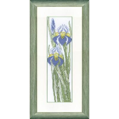 ВТ-1023 Набор для вышивания Crystal Art Садовый модерн, Код товара: 1057187