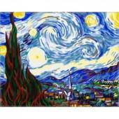 Звездная ночь. Ван Гог. Набор для рисования картины по номерам